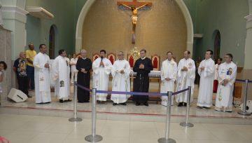 Comissão Nacional dos Santuários realiza visita ao Piauí