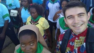 Religioso fala sobre experiência missionária em Moçambique na África