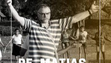 Padre Matias, CSsR, um missionário a serviço do Povo de Deus