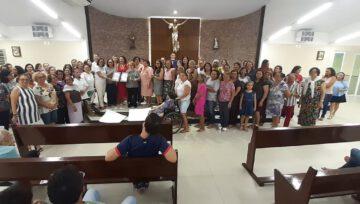 Paróquia encerra Semana da Mulher com celebração eucarística