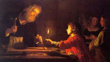 CNBB: a bênção de São José a todos os pais